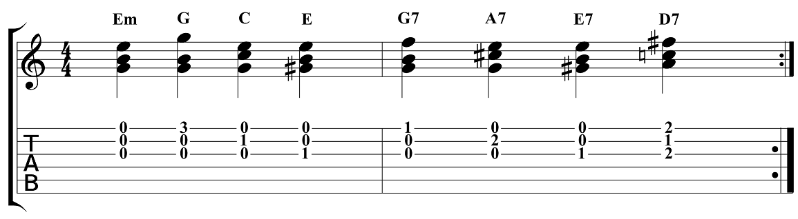 3-String Chords That You Need to Know Pt. 1 – Graehme Floyd ...